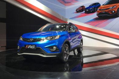 东南DX3 SRG上海车展领潮上市 正式启动设计公开课