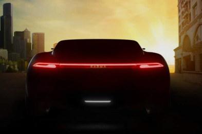 Karma将携三款车型亮相上海车展,Revero为核心车型