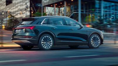 奥迪将在未来10至15年淘汰内燃机汽车