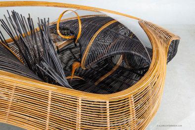 福特开发竹质内饰,于南京研发中心展开试验