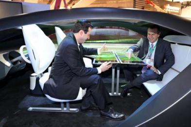 日立松下增加自动驾驶技术的投资