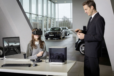 VR/AR的世界里,我们该如何卖车?