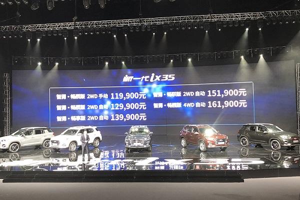 从新ix35看韩系滑坡的根源    新车必评
