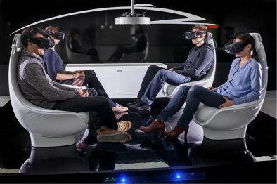 回归、重造与颠覆:无人驾驶对汽车内饰设计的三点影响