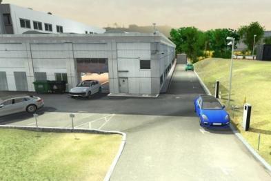 保时捷逐步测试场地自动驾驶,预计2019年中完成