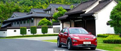 了不起的车 | 一台称职的家用SUV 试驾北京现代昂希诺纯电动