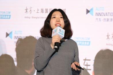 LINC2016汽车交通创业大赛--四海万联联合创始人朱志凌