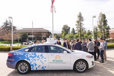 从硅谷到中国 福特建立了一条跨越太平洋的创新纽带