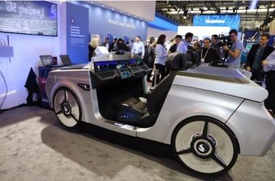 Qualcomm最新黑科技发布:骁龙5G平台2021年量产上车