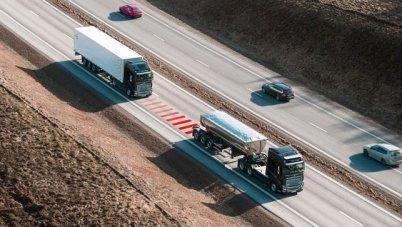 沃尔沃卡车推主动驾驶辅助2.0版