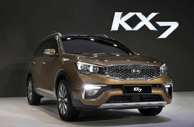 起亚KX7,最生不逢时的韩系车?| 新车必评