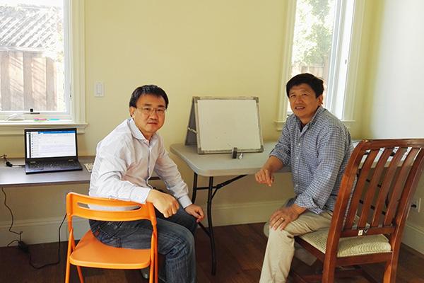 Innovusion CEO 鲍君威与CTO李义民