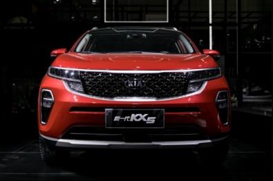 荣耀光环再加buff,新一代KX5引领车展新风尚