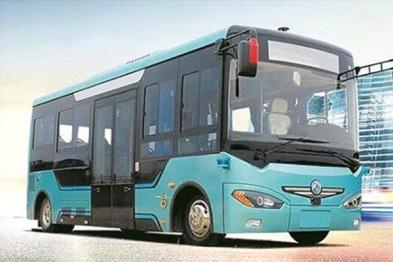 东风研发的自动驾驶电动公交月底上路运营