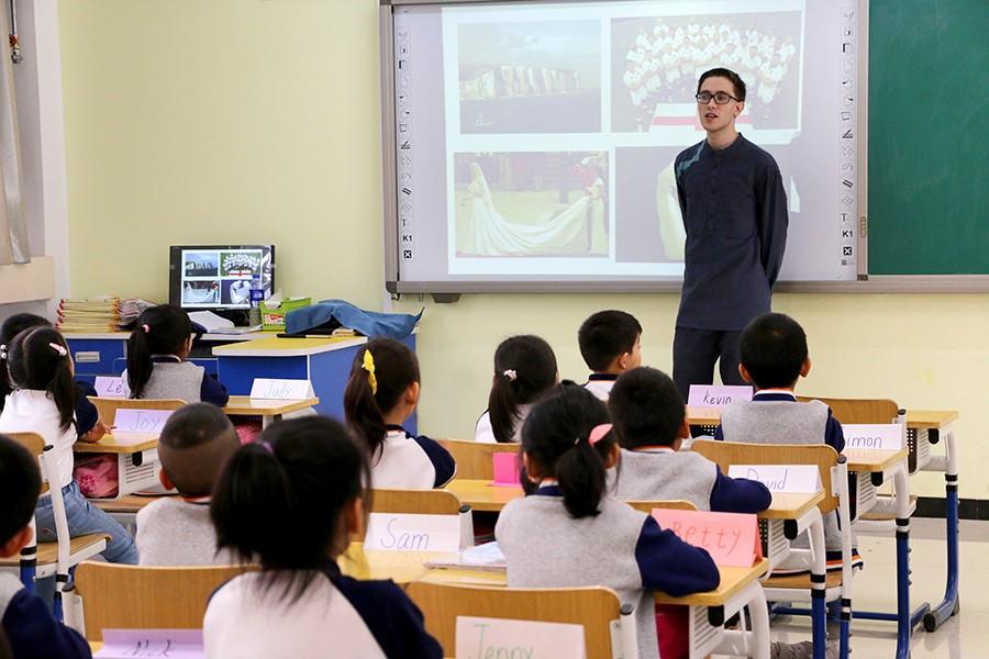 长城学校教学实景