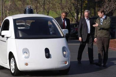 从谷歌出来的5位大神,无人驾驶创业的运气各不不异