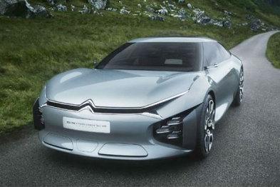 雪铁龙发布Cxperience概念车,打造旗下高端车雏形