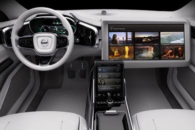 沃尔沃与爱立信合作研发自动驾驶车载流媒体服务