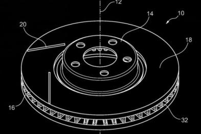 福特3D打印轻量化制动盘,如何省去涂层降低成本?
