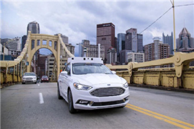 大众或向福特自动驾驶伙伴Argo投资,推进联盟建立