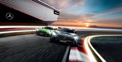 全球首家AMG体验中心即将于浙江国际赛车场揭幕