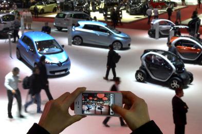 广州车展,这「四大」杠杆会撬动明年车市