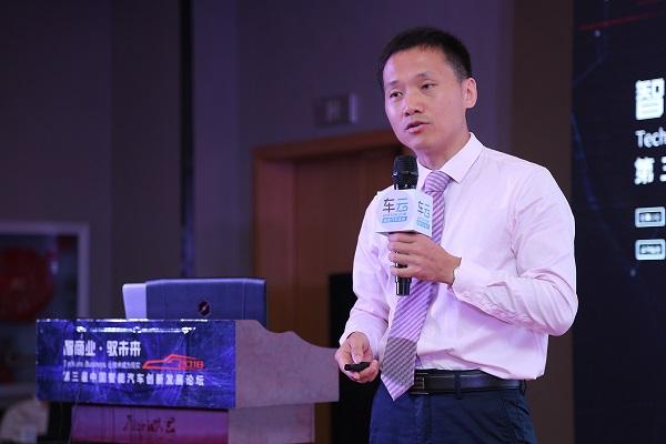 Siemens-TASS公司执行总监黄汉知