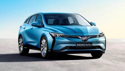 纯电动MAV别克VELITE 6将于4月15日上市