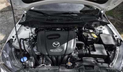 马自达发布二代SkyActiv-G发动机,能效提升三成