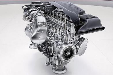 奔驰新款S级Coupe增3.0T直六发动机