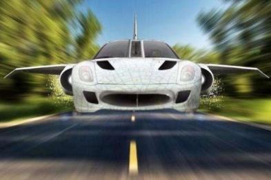 吉利飞行汽车2020年实现年产销300万辆
