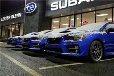 美国市场车企库存量同比下降,斯巴鲁在美创新低