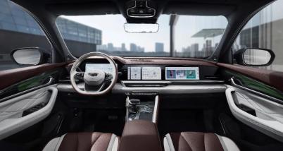 亿咖通、伟世通和高通量产新一代智能座舱,将搭载于吉利星越L