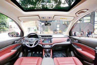 长安首款MPV凌轩发布,新车预计6月上市