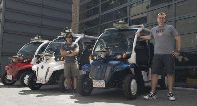 福特与MIT合作,利用激光雷达确定车辆线路