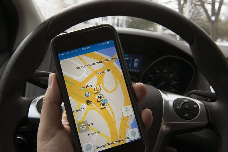 谷歌推出拼车服务:只牵线搭桥,不从中牟利
