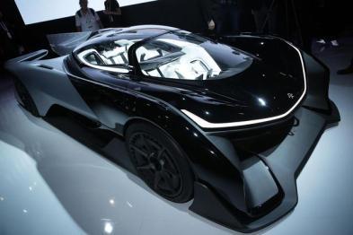 法拉第聘请通用前首席工程师,负责量产车动力系统