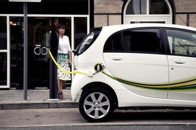 伦敦为实现零排放,将新增1500个充电桩