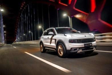博格华纳最新全轮驱动技术为领克01带来动感驾驶体验