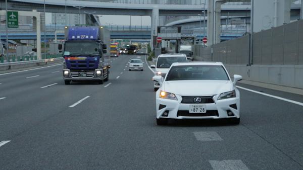 丰田「Highway Teammate」自动驾驶测试车