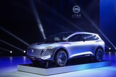 荣威:Vision-i概念车首秀,开启5G时代|上海车展