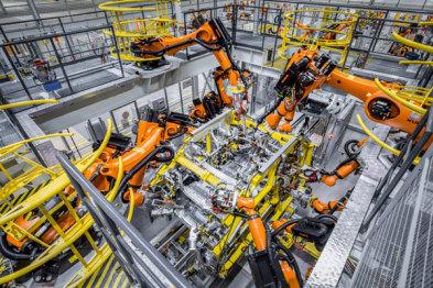 自动化率95%,华晨宝马大东工厂如何实践工业4.0?