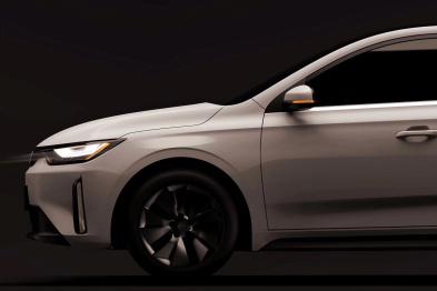 威马全新7系轿车项目发布,或将直接对标小鹏P7和蔚来ET7?