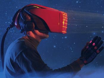 福特虚拟现实设计实验室小窥