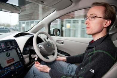 捷豹路虎领衔,英国将开始无人驾驶汽车路试