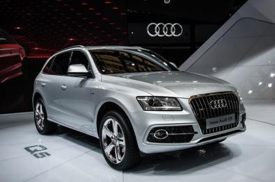 奥迪增加SUV及跨界车产品线,销量有望占据50%