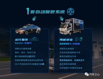 对话周光:元戎启行进军自动驾驶同城货运,获阿里巴巴领投 3 亿美元 B 轮融资