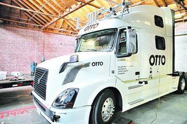 优步这趟自动驾驶货车花了470美元,送5万罐百威啤酒