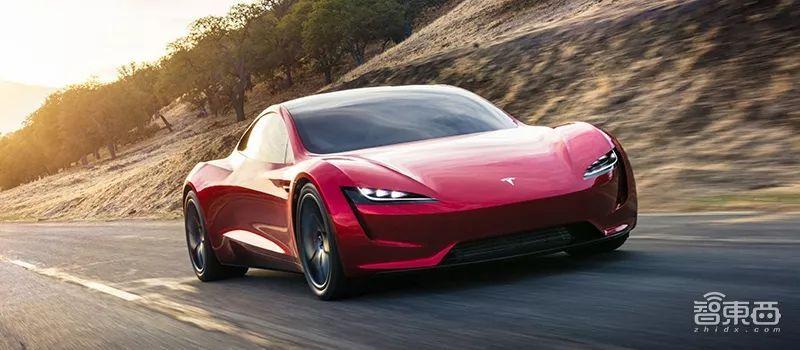 特斯拉Roadster 2