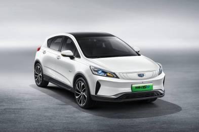 """价格不变、闪电交车 吉利发布新能源购车""""双重承诺"""""""